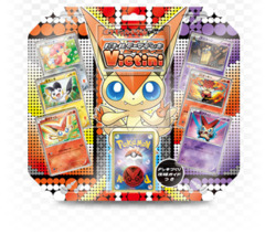 Japanese Pokemon BW Battle Theme Deck: Victini