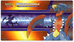 Pokemon Mega Garchomp Playmat - Mega Garchomp EX Premium Collection