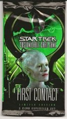 First Contact Booster Pack