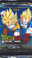 Panini Dragonball Z Evolution Booster Pack