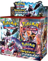 XY8 BREAKThrough Booster Box