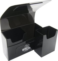 Monster Double Deck Box: Matte Black