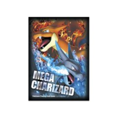 Pokemon Mega Charizard 65-count Standard Size Sleeves