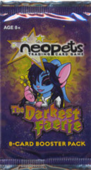 Neopets Card Game TCG Darkest Faerie Booster Pack