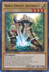 Noble Knight Artorigus - Ultra Rare - GAOV-ENSP1