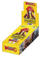 VGE-G-FC03 Fighters Collection 2016 Booster Box
