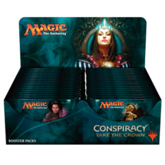 Conspiracy: Take the Crown Booster Box - English 2016