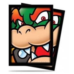 Ultra Pro Standard Size Super Mario: Bowser Sleeves - 65ct