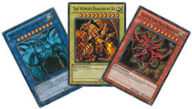 English god cards set Ultra Rare Holo GBI version
