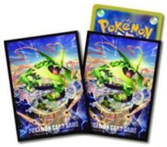 Japanese Pokemon XY6 Rayquaza Sleeves 32ct