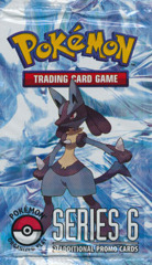 Pokemon POP Series 6 Booster Pack