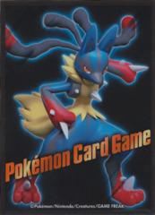 Japanese Pokemon XY Rising Fist Lucario Sleeves 32ct