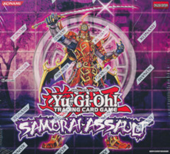 Samurai Assault Special Edition Box