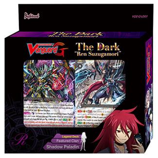 "VGE-G-LD01 The Dark ""Ren Suzugamori"""