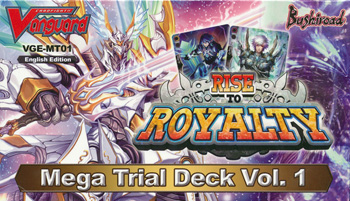 VGE-MT01 Rise to Royalty Mega Trial Deck Vol. 1
