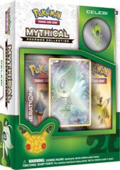 Mythical Pokemon Collection - Celebi