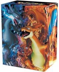 Pokemon Mega Charizard Deck Box