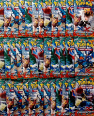 XY Furious Fists 36ct Booster Pack Lot