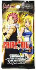 Weiss Schwarz Fairy Tail Booster Pack