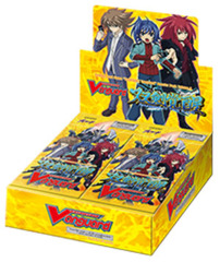 VGE-BT05 Awakening of Twin Blades Booster Box