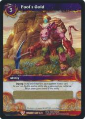 Fool's Gold Loot Card