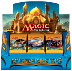 2013 Modern Masters Booster Box