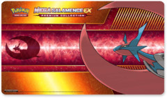 Pokemon Mega Salamence Playmat - Mega Salamence EX Premium Collection