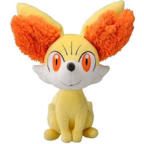 Japanese Pokemon Fennekin 10
