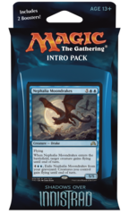 Shadows over Innistrad Intro Pack - Blue