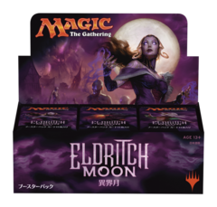 Eldritch Moon Booster Box (Japanese)