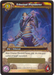 Ethereal Plunderer Loot Card