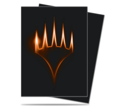 Ultra Pro Standard Size Magic: The Gathering Sleeves - Planeswalker Emblem - 80ct