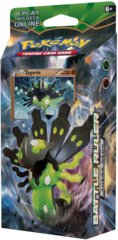 XY Fates Collide Theme Deck - Zygarde -