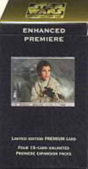 Enhanced Premiere Leia Blaster Rifle Package