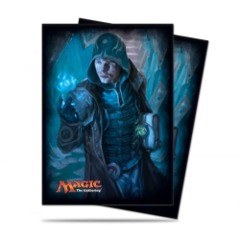 Ultra Pro Standard Size Shadows Over  Innistrad Jace Sleeves - 80ct