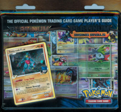 Official Pokemon Platinum Player's Guide w/ Toxicroak G DP41