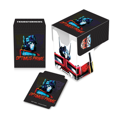 Ultra Pro Transformers Optimus Full-View Deck Box