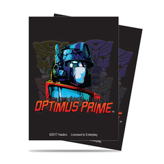 Ultra Pro Standard Size Transformers Optimus Sleeves - 65ct