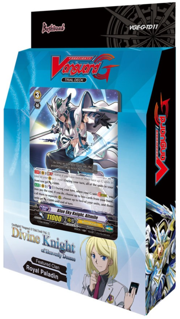 VGE-G-TD11 Divine Knight of Heavenly Decree
