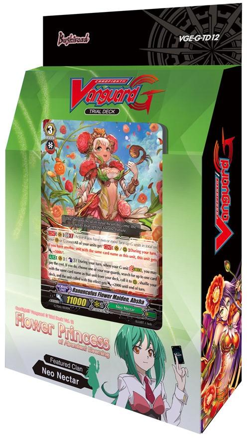 VGE-G-TD12 Flower Princess of Abundant Blooming