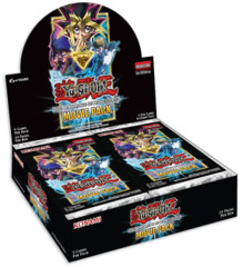 Yu-Gi-Oh Dark Side of Dimensions Movie Pack Booster Box