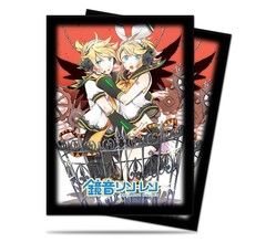 Ultra Pro Standard Size Kagamine Rin/Len Sleeves - 50ct