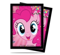 Ultra Pro Standard Size My Little Pony Pinkie Pie Sleeves - 65ct