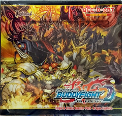 BFE-D-CBT Triple D Climax Dragon Fighters Booster Box