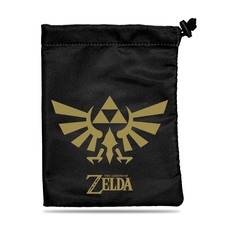 Ultra Pro Black & Gold Legend of Zelda Treasure Nest