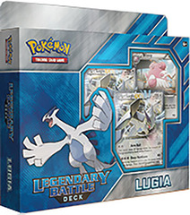 Legendary Battle Deck: Lugia