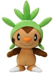 Japanese Pokemon Chespin 11