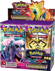 XY Phantom Forces Booster Box