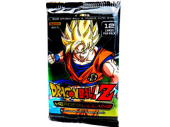 Panini Dragonball Z Heroes & Villains Booster Pack