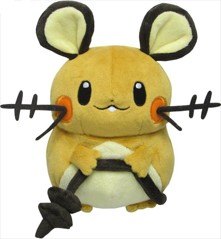 Japanese Pokemon Dedenne 6